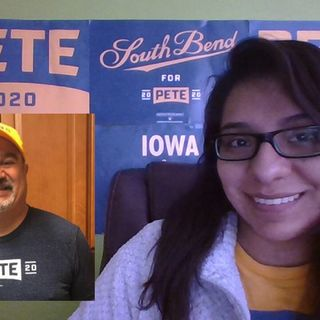 Special Guest Interview with Albert | Road Tripping for Pete | Pete Buttigieg Night Owls's show