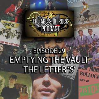 Emptying the Vault - The Letter 'S' - Episode 29
