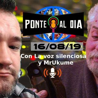 Sergio Ramirez | Ponte Al Dia 16-08-19