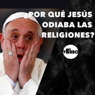 JESUS ODIABA LA RELIGION