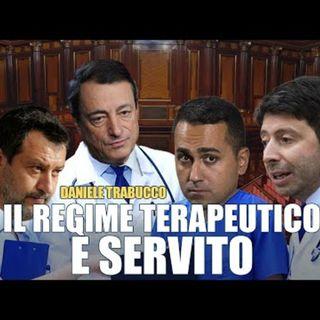 """Daniele Trabucco: """"Tutti i poteri sono allineati nel sospendere la democrazia"""""""