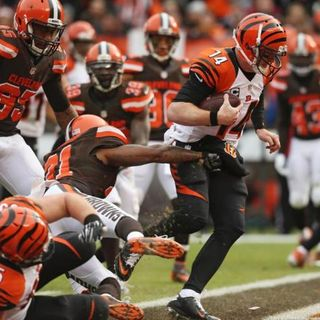Locked on Bengals - 09/29/17 A preview of Bengals at Browns and a prediction
