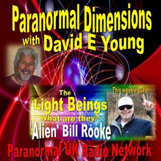 Paranormal Dimensions - Bill Rooke