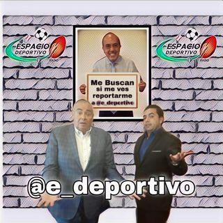 Mitad de semana en Espacio Deportivo de la Tarde 25 de Agosto 2021