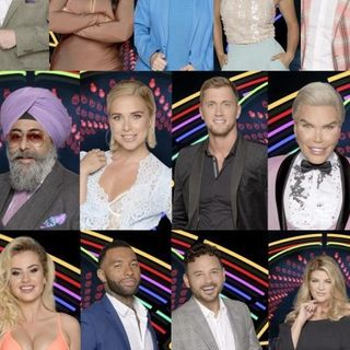 CELEBRITY BIG BROTHER HOUSE UK | WHO WENT IN???