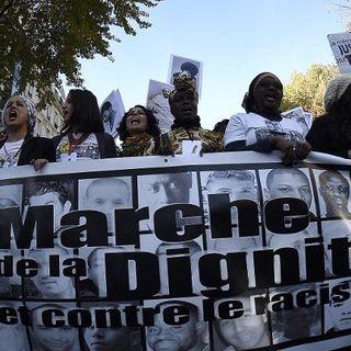 Cancan Parigino - Francia, Repubblica razzista e sessista