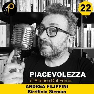 22 - Intervista ad Andrea Filippini del birrificio Siemàn