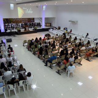 CULTO AO VIVO NA ASSEMBLEIA DE DEUS NOVA ITAPARICA