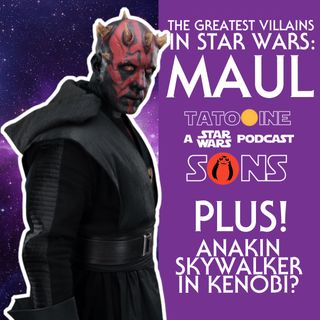 The Greatest Villains in Star Wars: Maul