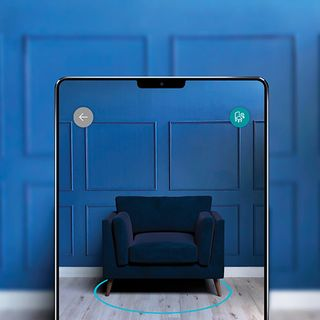 EZ Living Furniture has launched a new Augmented Reality app