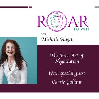 Power Negotiations - Carrie Gallant