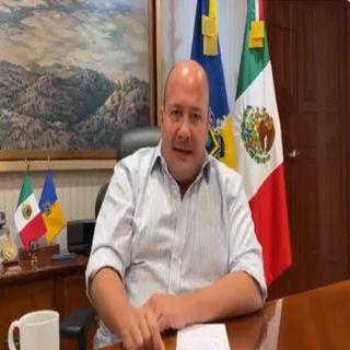 Enrique Alfaro se disculpa por agresiones de policías a manifestantes