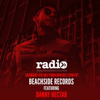 Beachside Records Radioshow Episode # 037 by Danny Nectar