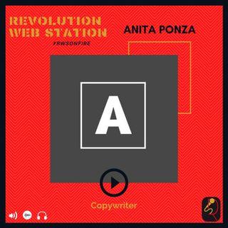 INTERVISTA ANITA PONZA - COPYWRITER PER LA MODA