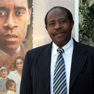Africana: condannato l'eroe di Hotel Rwanda
