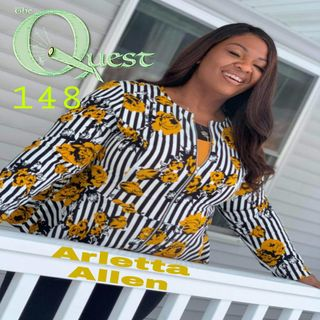 The Quest 148.  She's Authentically Arletta