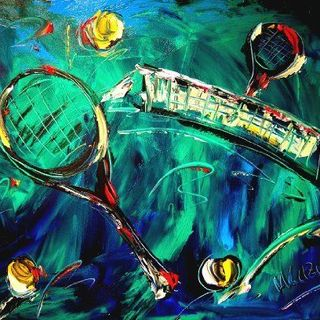Tennis Sweetspot by Tryana  Tennis