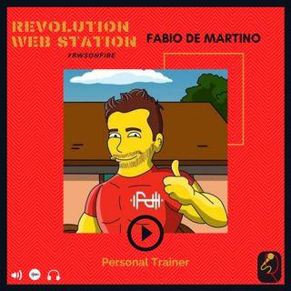 INTERVISTA FABIO DE MARTINO - PERSONAL TRAINER