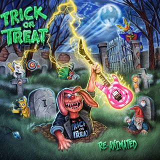 Metal Hammer of Doom: Trick or Treat: Re-Animated Review