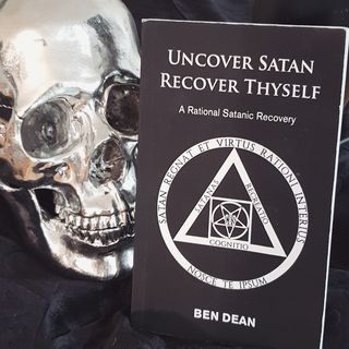 Ep 5: Satanism and Sobriety with Ben Dean