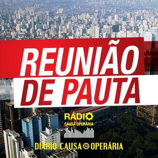 Bolsonaro x PSL: golpistas em crise! Todos a Curitiba dia 27! - Reunião de Pauta | nº366 16/10/19