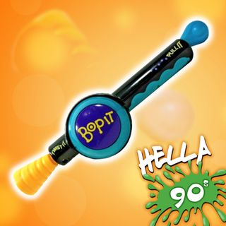 Bop It: Pulling and Twisting to Fun!