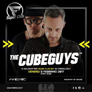SUPER CLUB - THE CUBE GUYS