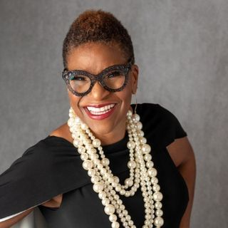Episode #23-Just Show Up! An Interview with Successful Entrepreneur and Expert Networker, Toni Harris Taylor