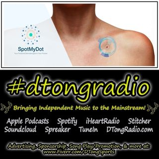 #NewMusicFriday on #dtongradio - Powered by SpotMyDot.com