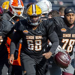DVDD #022: Everything Broncos Fans Need to Know About Senior Bowl Week | Takeaways