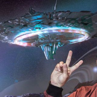 UFO Buster Radio News – 203 : Tom DeLonge Is At It Again With UFO Miniseries On History Channel