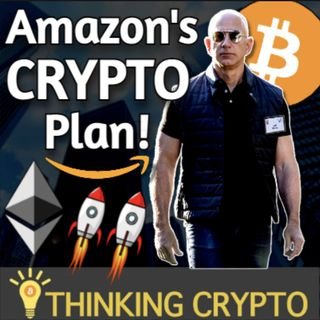 Amazon's CRYPTO Plan With Bitcoin & Ethereum REVEALED & Chainlink To $1000?