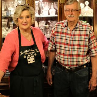 Historic Brick House Inn - David and Anne Norton on Big Blend Radio