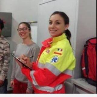 Martina, l'infermiera che lavora nelle scuole
