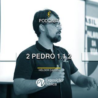 2 Pedro 1.1,2 - Hélder Cardin