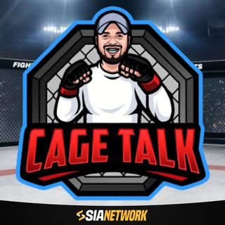 Cage Talk with Alex