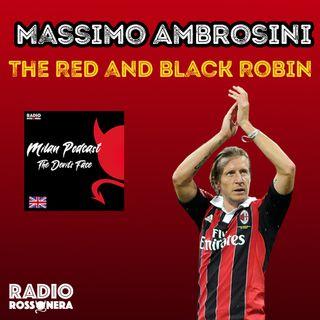 Massimo Ambrosini - The Red and black Robin