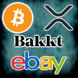 BITCOIN OVER $8,000 - Bakkt Launch July - Ebay Crypto - Microsoft Bitcoin - Gemini Flexa - XRP & LTC Stock Exchange