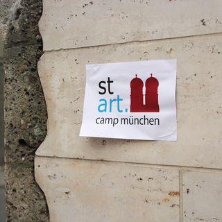 Einladung zum stARTcamp München 2014