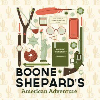 Boone Shepard