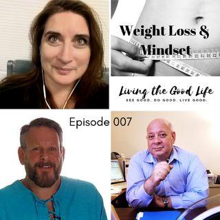 007-On Weight Loss & Mindset- Adam Bricker & Avery Russell