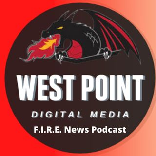 West Point FIRE News Podcast Ep 1 feat. student Semaj Chandler