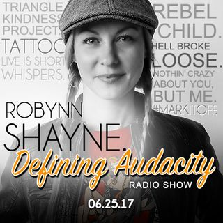Robynn Shayne: Hustling with Grace