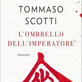 Tommaso Scotti: il primo giallo dell'autore ambientato nella terra del Sol Levante