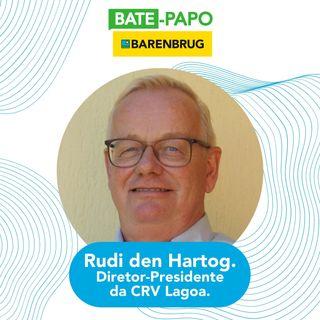 Diretor-Presidente da CRV Lagoa: Rudi den Hartog