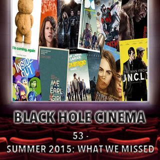 053 - Summer 2015: What We Missed