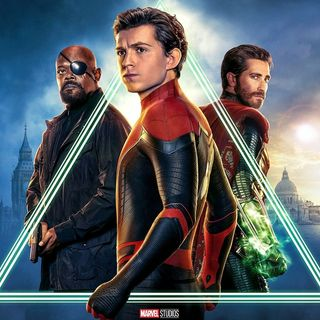 LiveWEEK #33 - Parliamo di Spider-Man: Far From Home [SPOILER]