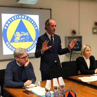 """Covid-19/Veneto, nuova ordinanza a giorni. Zaia: """"pronti a riaprire i Covid-hospital"""""""