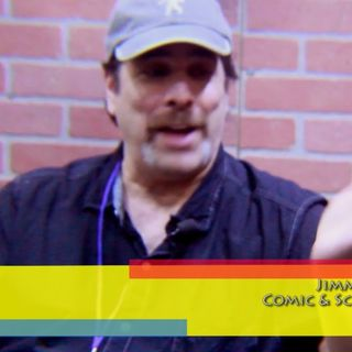 Off The Page With PaperFilms Writer Jimmy Palmiotti :an interview on the Hangin With Web Show