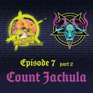 Episode 8: Count Jackula's Journey to Satanism: Part 2